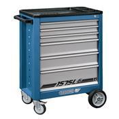 Carrinho Para Ferramentas Com 6 Gavetas Azul 1575L-6 Gedore