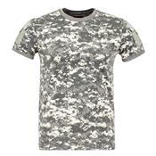 T-Shirt Army Camuflada Digital Acu Invictus