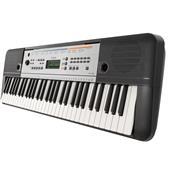 Teclado Musical 61 Teclas Tomada Aux Ypt-260 Yamaha