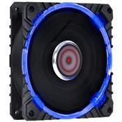 Cooler Fan Para Gabinete 120Mm 12V Com Led Azul Pcyes