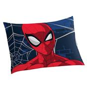 Fronha Avulsa Spider Man 50X70 Cm Azul Marinho Lepper