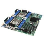 Placa Mãe Intel C628 Para Servidor Xeon Ddr4 S2600stq