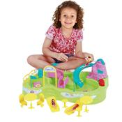 Parque Aquático Infantil Com Sistema De Sucção Homeplay