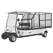 Veículo Utilitário Elétrico 7 Hp Elettro 320Ce 79966440 Tramontina