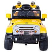 Mini Veículo Jipe Trilha Infantil Elétrico Com Controle Remoto 927600 Bel Brink