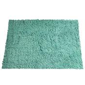 Tapete Para Banheiro Micro Twist 60X40cm Verde Piscina Camesa
