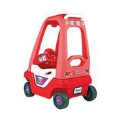 Carrinho Infantil Push Car Vermelho 4060 Homeplay