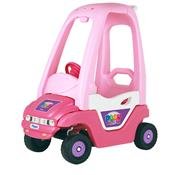 Carrinho Infantil Push Car Pink 4061 Homeplay