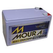 Bateria Moura Estacionária Para Nobreak 12Mva-9 Centrium Energy