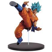 Boneco Action Figure Goku Fes Saiyan 20Cm Dragon Ball Bandai Banpresto