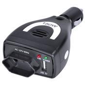Inversor Automotivo 150W 12V Para 110V Com Plug E Usb 1A Vinik