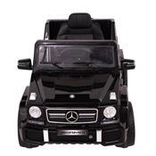Carro Elétrico Infantil 12V Off- Road Mercedes Preto Bel Brink
