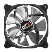 Cooler Para Gabinete Fan Hd120 Duo Rgb Dt3sports