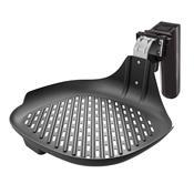 Chapa Grill Para Fritadeira Airfryer Ri9240 Preta Philips Walita