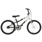 Bicicleta Rebaixada Preta E Branca Aro 20 Pro Tork Ultra