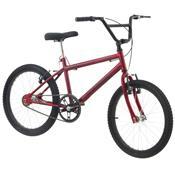 Bicicleta Masculina Aro 20 Vermelho Pro Tork Ultra