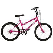 Bicicleta Feminina Aro 20 Rosa Pro Tork Ultra