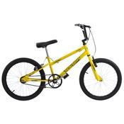 Bicicleta Rebaixada Aro 20 Amarelo Pro Tork Ultra