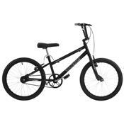 Bicicleta Rebaixada Aro 20 Preto Fosco Pro Tork Ultra