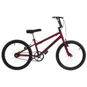 Bicicleta Rebaixada Aro 20 Vermelho Pro Tork Ultra