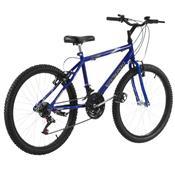 Bicicleta 18 Marchas Aro 24 Azul Pro Tork Ultra