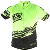 Camisa Para Ciclismo Adulta Bike Line Verde Ultra Bikes