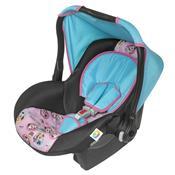 Bebê Conforto Supreme Até 13 Kg Preto E Rosa Tutti Baby
