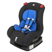 Cadeirinha Para Auto Atlantis 9 À 25 Kg Preto E Azul Tutti Baby