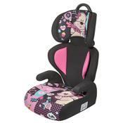 Cadeira Para Auto Supreme 15 À 36 Kg Preto E Rosa Tutti Baby