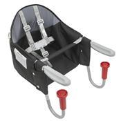 Cadeira De Refeição Fit Até 15 Kg Preta Tutti Baby