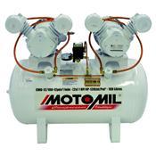 Compressor De Ar Odontológico Monofásico 127 220V Cmo-12/100 Motomil