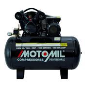 Compressor De Ar Profissional Trifásico 220 380V Cmv-10/150 Motomil
