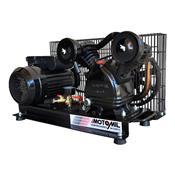 Compressor De Ar Direto 2Hp Trifásico 220/380V Cmv-10Pl/Ad Motomil