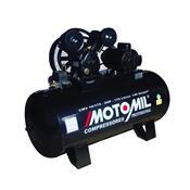 Compressor De Ar 2Hp Monofásico Preto Bivolt Cmv-10/175 Motomil
