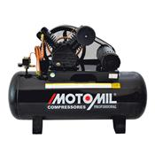 Compressor De Ar 250L 5 Hp Trifásico 380/660V Cmav-20/250 Motomil