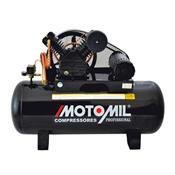 Compressor De Ar 250L 5 Hp Trifásico 220/380V Cmav-25/250 Motomil