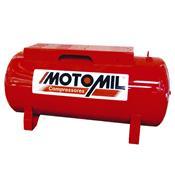 Reservatório Para Compressor A Ar 350L Mra-350 Vermelho Motomil