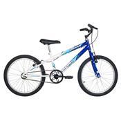 Bicicleta Masculina Ocean Aro 20 Azul E Branca Verden Bikes