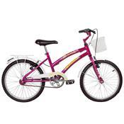 Bicicleta Feminina Breeze Aro 20 Fúcsia Verden Bikes