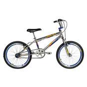 Bicicleta Masculina Trust Aro 20 Cromada E Azul Verden Bikes