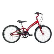 Bicicleta Masculina Smart Aro 20 Vermelha Verden Bikes