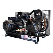 Compressor De Ar 2Hp 1395 Rpm Monofásico Bivolt Motomil