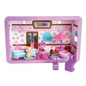 Brinquedo Feminino Cafeteria Divertida Twozies Dtc