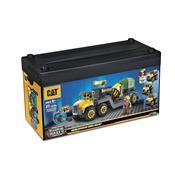 Brinquedo Montagens De Veículos E Figura Cat 4 Em 1 Dtc