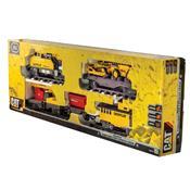 Locomotiva De Brinquedo Cat Construction Express Train Dtc