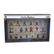 Conjunto 20 Bonecos De Metal Harry Potter Jada Toys Dtc