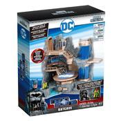 Brinquedo Batcaverna Dc Comics Liga Da Justiça Jada Toys Dtc