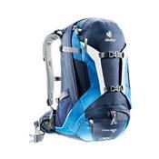 Mochila Para Ciclismo Trans Alpine 30L Azul  Deuter
