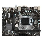 Placa Mãe M-Atx Intel Lga 1151 Usb 3.1 Ddr4 H110m Pro-Vh Plus Msi
