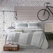 Kit Cobre Leito De Solteiro Verde Ravi Home Design Santista